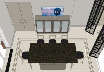 дизайн-проект кухни 2